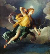 Diana as Personification of the Night by Anton Raphael Mengs. Raphael