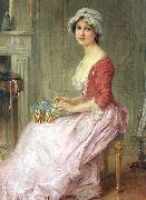 Seamstress Charles-Amable Lenoir