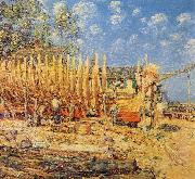 Provincetown Childe Hassam