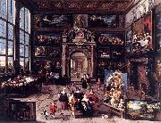 Gallery of a Collector Cornelis de Baellieur
