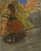 Ballet Dancer Edgar Degas
