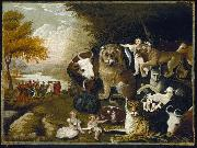 Peaceable Kingdom Edward Hicks