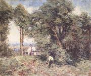 Labouring in the Bush Frederick Mccubbin