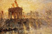 Princes Bridge Frederick Mccubbin