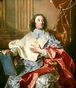 Archbishop of Cambrai Hyacinthe Rigaud