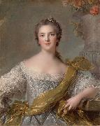 Madame Victoire of France Jean Marc Nattier