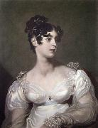 Portrait of Lady Elizabeth Leveson-Gower, later Marchioness of Westminster, wife of the 2nd Marquess of Westminster Sir Thomas Lawrence