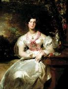 Portrait of the Honorable Mrs Sir Thomas Lawrence