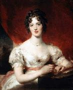 Portrait of Mary Anne Bloxam Sir Thomas Lawrence