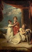 The Children of Sir Samuel Fludyer Sir Thomas Lawrence