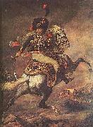 Charging Chasseur by Theodore Gericault Theodore Gericault