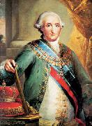 Portrait of Charles IV of Spain Vicente Lopez y Portana