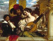 Duet William Etty