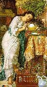 Isabella and the Pot of Basil William Holman Hunt