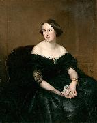 Portrait of a lady Antonio Maria Esquivel