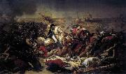 The Battle of Abukir Baron Antoine-Jean Gros