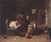 Tavern Scene David Teniers the Younger