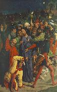 The Capture of Christ Dieric Bouts