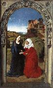 The Visitation Dieric Bouts