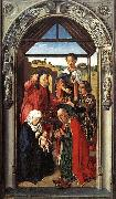 The Adoration of the Magi Dieric Bouts