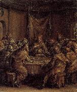 The Last Supper Dirck Barendsz