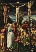 The Crucifixion of Christ Hans Baldung Grien