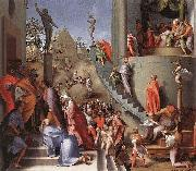 Joseph in Egypt Jacopo Pontormo