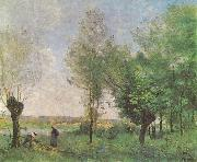 Erinnerung an Coubron camille corot