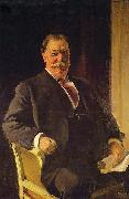 Portrait of Mr. Taft, President of the United States Joaquin Sorolla Y Bastida