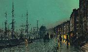 Shipping on the Clyde Atkinson Grimshaw
