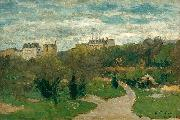 Environs of Paris Maurice Galbraith Cullen