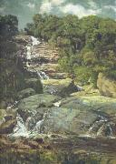 Small Cascade in Tijuca Nicolas-Antoine Taunay