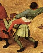 Children's Games Pieter Bruegel