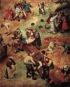 Childrens Games Pieter Bruegel