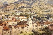 Funchal Morning Sun Poynter, Sir Edward John
