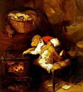 The Cat's Paw Sir Edwin Landseer