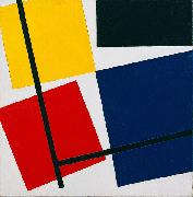 Simultaneous Counter-Composition. Theo van Doesburg