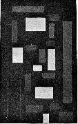 Composition VI (on black fond). Theo van Doesburg