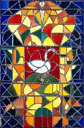 Stained-glass Composition I. Theo van Doesburg