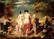 The judement of Paris William Etty
