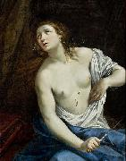 The Suicide of Lucretia Workshop of Anton von Maron