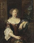 Portrait of a Lady caspar netscher
