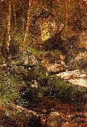 Forest_Stream Bierstadt