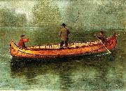 Fishing_from_a_Canoe Bierstadt