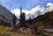 Rocky Mountains Albert Bierstadt
