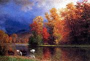 On_the_Sac Albert Bierstadt