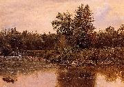 Landscape, New Hampshire Albert Bierstadt