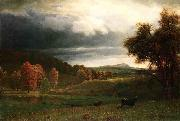 Autumn Landscape: The Catskills Bierstadt