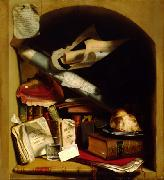 The Poor Artist's Cupboard Charles Bird King