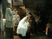 The First and Last Communion Cristobal Rojas